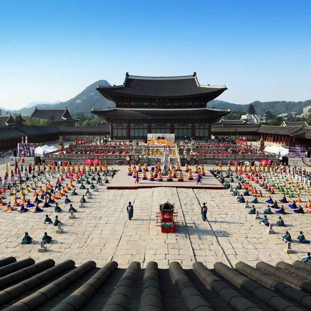 Korea tourist visa